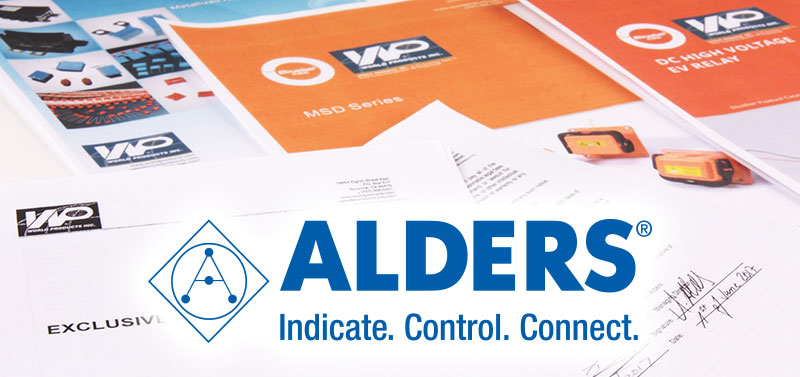 ALDERS Indicate. Control. Connect.