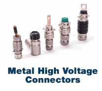 Metal-HV-Connectors
